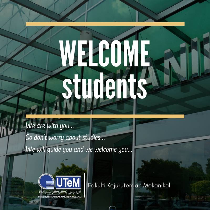 welcome New Student